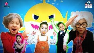 Baby Shark Dance   Kids Songs And Nursery Rhymes   ToysAndPlays