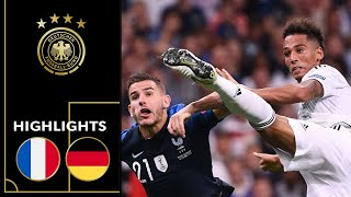 Germany's fight is not rewarded | France vs Germany 2-1 | Highlights | UEFA Nations League