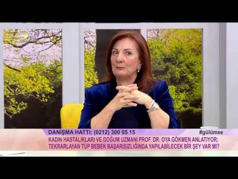 PROF. DR. OYA GÖKMEN - TÜP BEBEK TEDAVİLERİ - PART 3