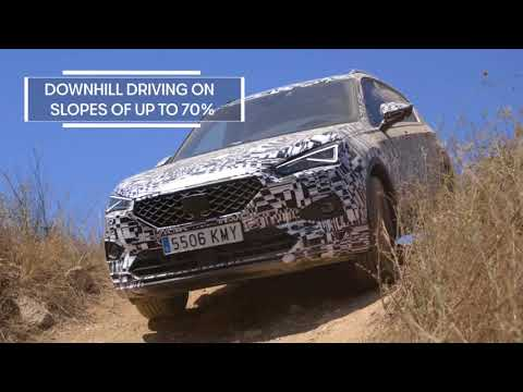 SEAT TARRACO, ON AND OFF ROAD PERFORMANCE IN DETAIL