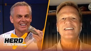 Ric Bucher talks LeBron, Lakers loss to Thunder, Blazers playoff hopes and Zion | NBA | THE HERD