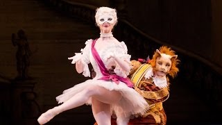 The Sleeping Beauty - White Cat and Puss-in-Boots pas de deux (The Royal Ballet)