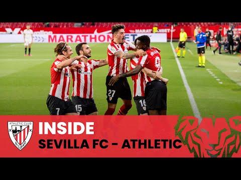 📽 INSIDE | Sevilla FC vs Athletic Club | M34 LaLiga 2020-21