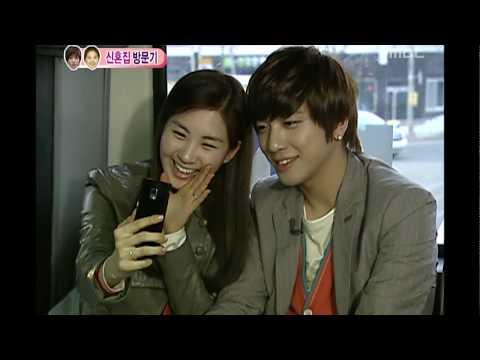 우리 결혼했어요 - We got Married, Jeong Yong-hwa, Seohyun(5) #01, 정용화-서현(5) 20100327