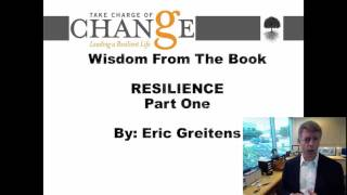 Resilience by Eric Greitens, Part One