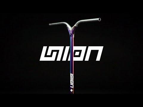 Video BLUNT Guidon UNION Noir