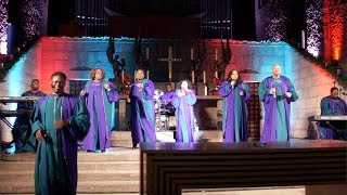 Rev. Gregory M. Kelly & The Best of Harlem Gospel - Tour Start 2018/19