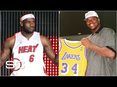 The top 10 NBA free agency signings of all time | SportsCenter
