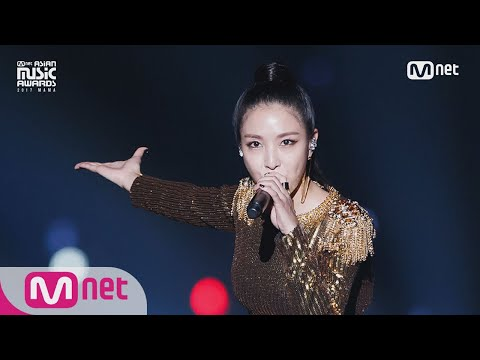 [2017 MAMA in Japan] BoA/SEVENTEEN/TWICE_INTRO + Girls On Top/No.1/My Name