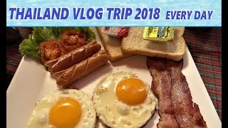 Food review with bad customer service : DAY 8+9 VLOG TRIP TO PATTAYA THAILAND