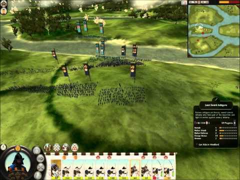 Shogun 2 Total War Online Battle #001 (Avatar Mode) (Live-Commentary)
