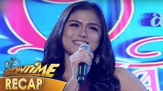 It's Showtime Recap: Contestants in their wittiest and trending intros - Week 8