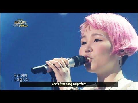 Immortal Songs Season 2 - Ali - Don't Worry, Dear | 걱정 말아요 그대 - 알리 (Immortal Songs 2 / 2013.06.08)
