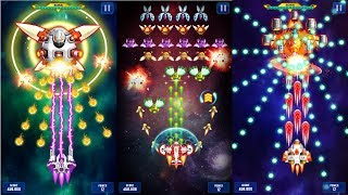 Space Shooter : Galaxy Shooting Android Gameplay