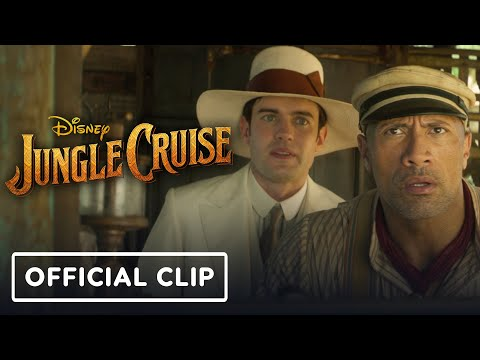 Disney's Jungle Cruise - Official Extended Clip (2021) Dwayne Johnson, Emily Blunt