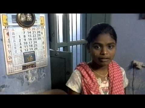 Mallika is a Street Child in India | Seruds NGO India