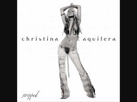 Christina Aguilera - Keep on Singin' My Song + lyrics