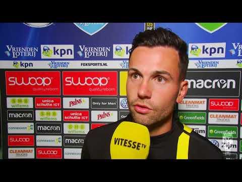Vitesse Arnhem vs NAC Breda