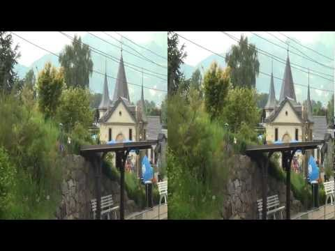 Swiss Vapeur Parc - a round trip in 3D / Festival 2012 (yt3d)