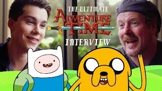 The Ultimate ADVENTURE TIME Interview!