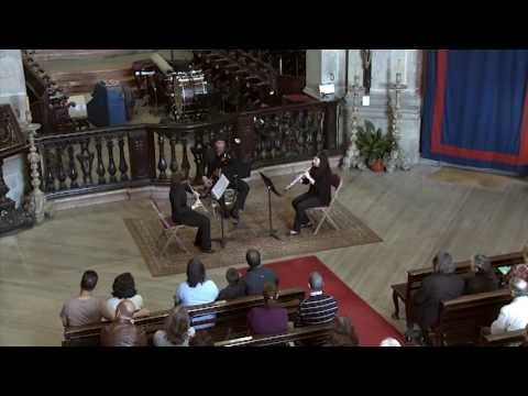Trio for two oboes and English horn in C major, op. 87 ...