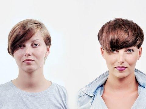 step4hair.com : Casualowa fryzura - wygodnie i modnie. Fryzura krok po kroku.