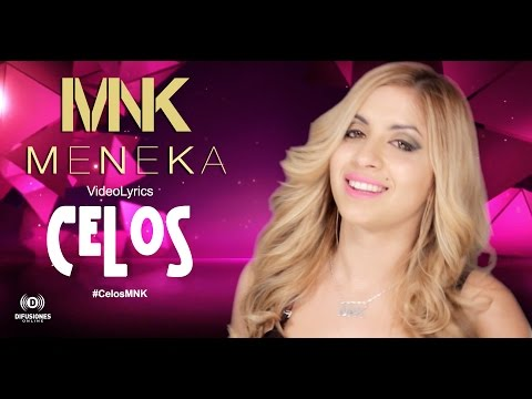 Meneka - Celos (VideoLyrics Oficial HD - Official VideoLyrics)
