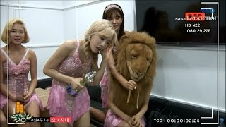 SNSD Funny Cut Edited Ver.  『Lion Heart』② 150825 ~ 150916