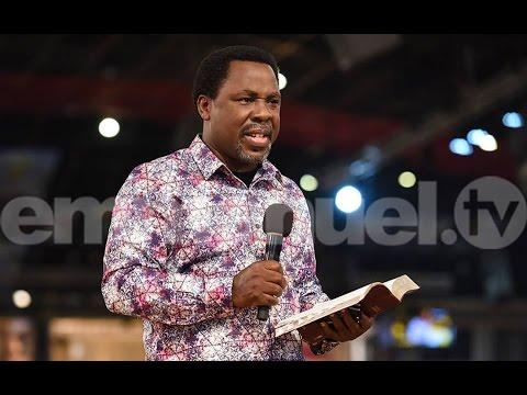 SCOAN 18/12/16: Live Sunday TB Joshua Message Continuation