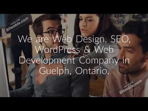 Web Design Guelph- Website Design and Web Development Services Company