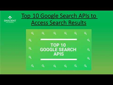 Top 10 Google Search APIs to Access Search Results