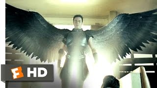 Legion (8/10) Movie CLIP - Gabriel's Arrival (2010) HD