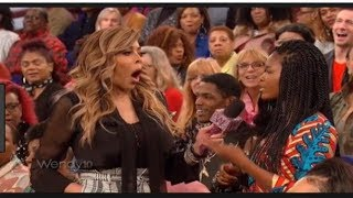 WENDY WILLIAMS CALLS HER AUDIENCE THE N WORD