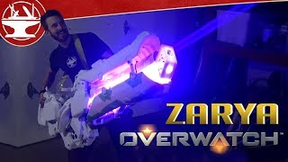 Make it Real Zarya's Particle Cannon (PART 2/3)