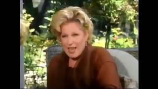 BREAKING: tape reveals Geraldo Rivera sexually assaulted Bette Midler during interview