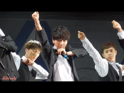 [HD Fancam] Super Camp Monterrey - Yesung 'Mamacita' Performance (Super Junior)