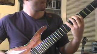 Starburn by VOLA Guitar Cover