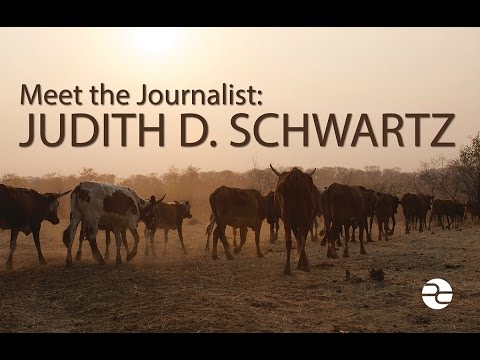 Meet the Journalist: Judith D. Schwartz