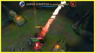 This Xerath is Better Than Any Scripter ! - Best of LoL Streams #456