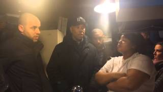 Russell Simmons delivers water to Flint homes