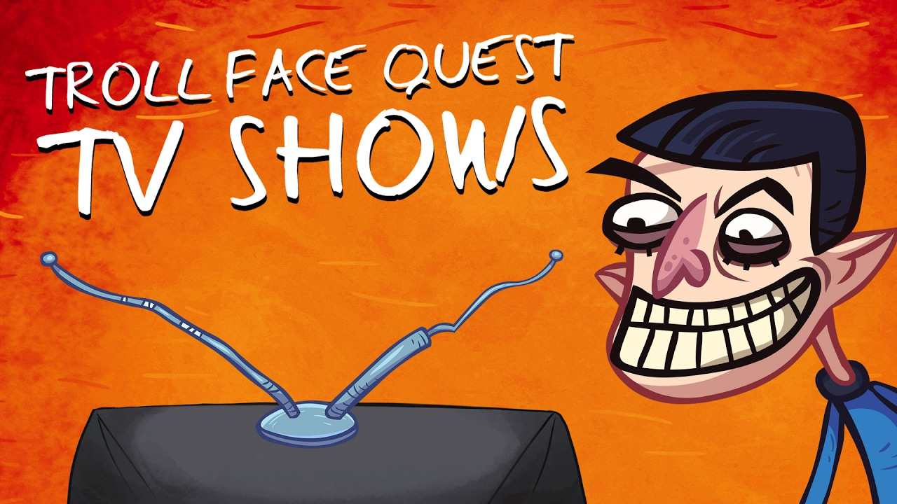 Играй Troll Face Quest TV Shows На ПК 2