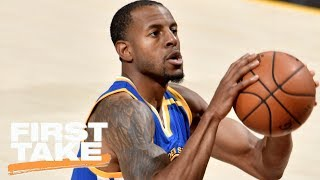 Losing Andre Iguodala First Crack In Warriors' Dynasty? | First Take | June 30, 2017