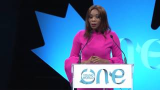 Could positivity be the answer to global inequality? Dambisa Moyo