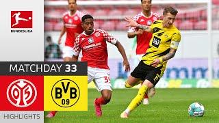 1. FSV Mainz 05 - Borussia Dortmund | 1-3 | Highlights | Matchday 33 – Bundesliga 2020/21