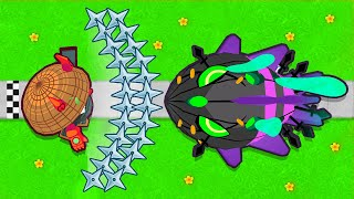 *NEW* PARAGON NINJA MONKEY BOSS BATTLE (Bloons TD 6)