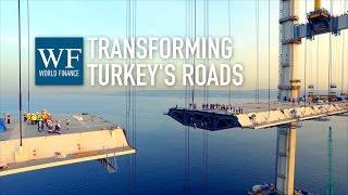 Gebze-Orhangazi-Izmir motorway: Osman Gazi Bridge construction timelapse   World Finance