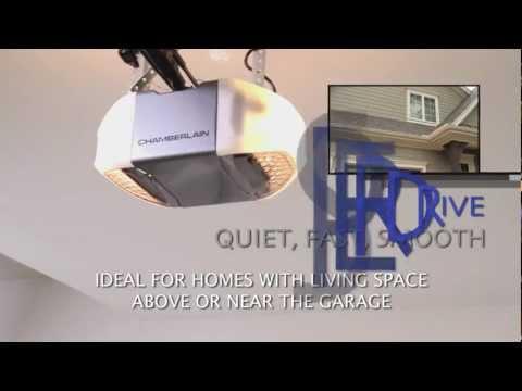 3/4 HP Belt Drive MyQ Garage Door Opener Battery Backup | WD962KEV ...
