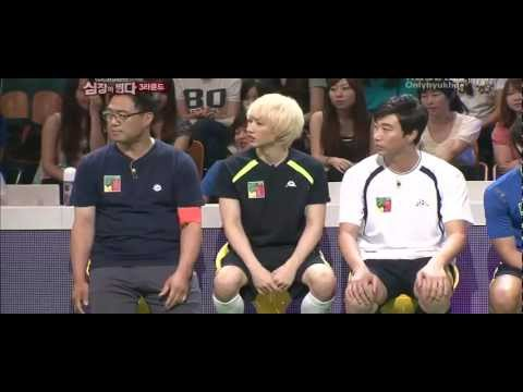 110815 Heart is Beating 跳動的心臟 Super Junior Eunhyuk Donghae Cut 中字 2/2