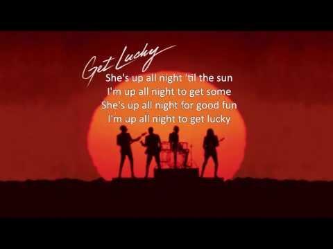 Baixar Daft Punk - Get Lucky [Official Lyrics] Radio Edit