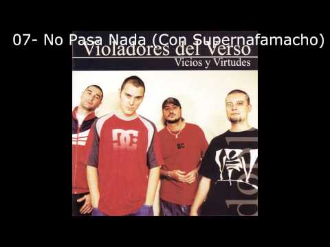 Violadores del Verso - Vicios y Virtudes (Disco Completo)
